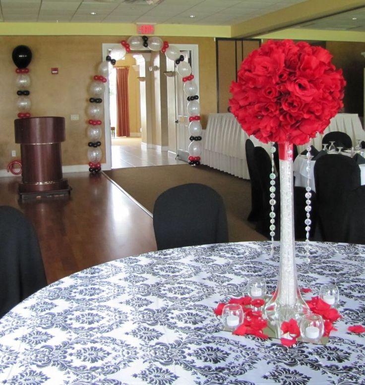 Elegant Party Decoration Ideas: 7 Best Purple Black And Gold Images On Pinterest