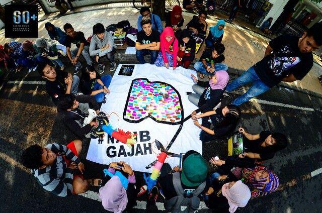 Earth Hour Surabaya