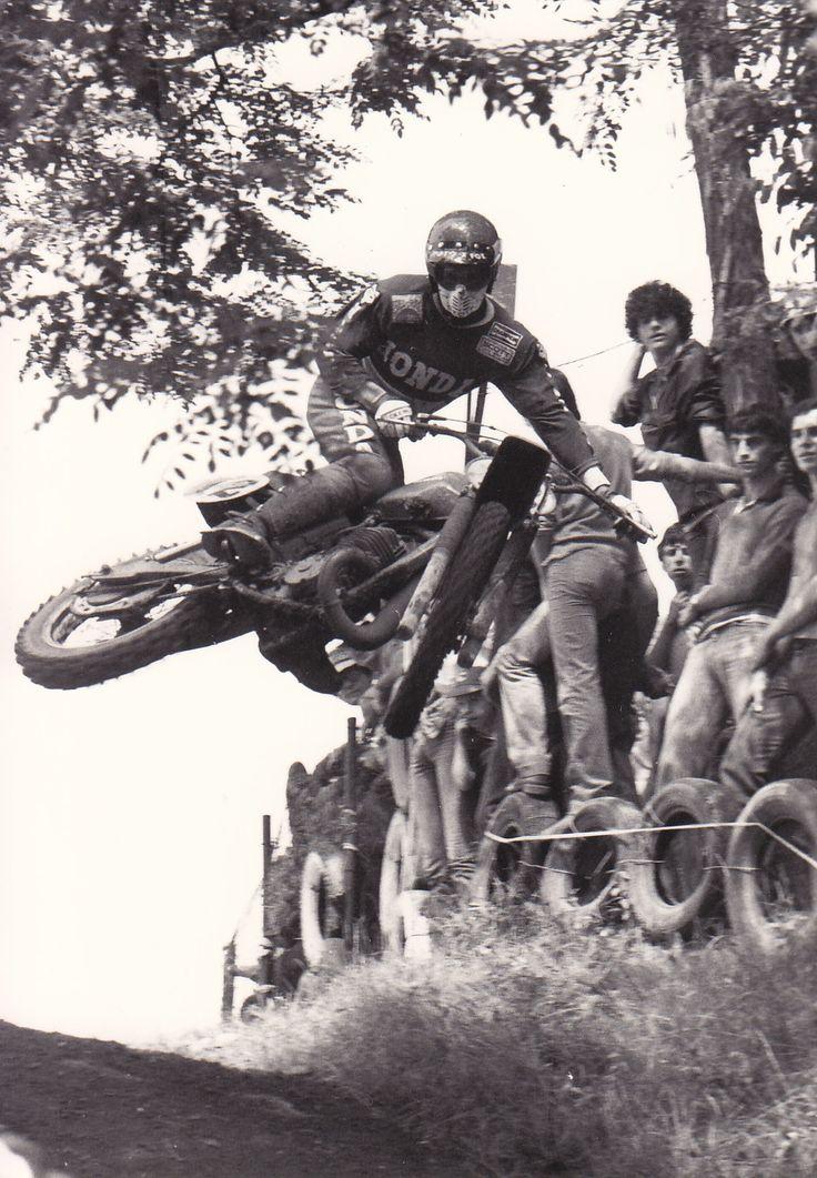 Brad Lackey Maggiora-Italy