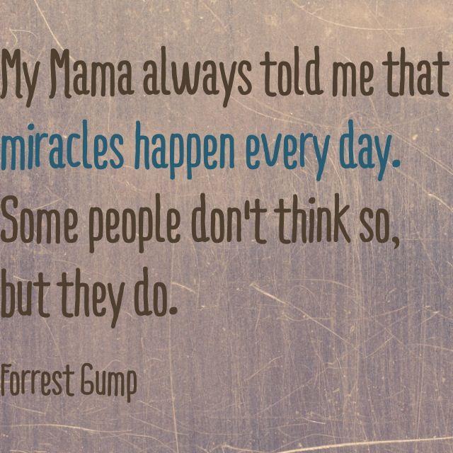 Forrest gump essay