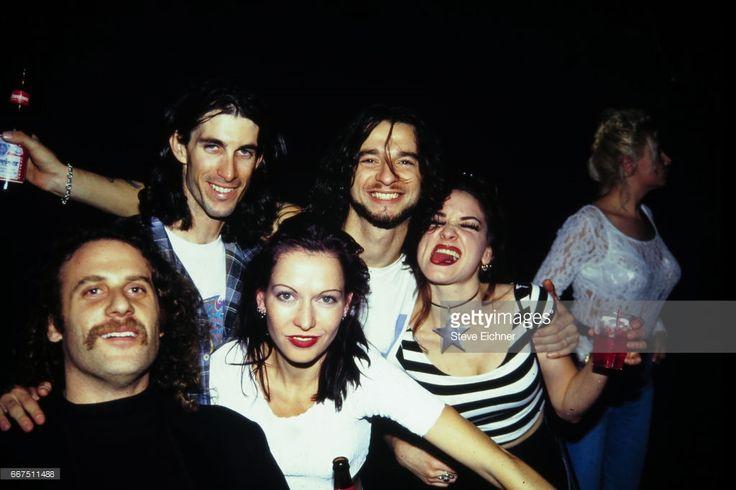 Dave Gahan of Depeche Mode at Club USA, New York, New York, September 23, 1993.