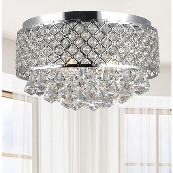 Best 25 Flush mount chandelier ideas on Pinterest Chandelier