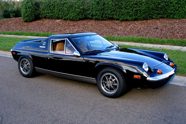 SOLD] 1974 Lotus Europa Special in JPS livery - LotusTalk - The ...