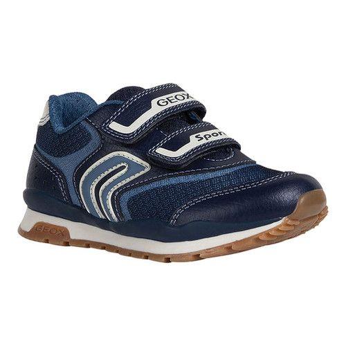 Pavel 21 Two Strap Sneaker J9215A – Toddler