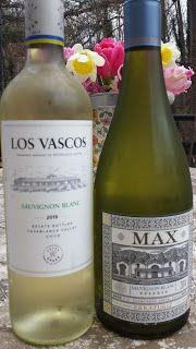 WineCompass: Dos Sauvignon Blanc Vinos Chilenos - Los Vascos & Errazuriz Max Reserva