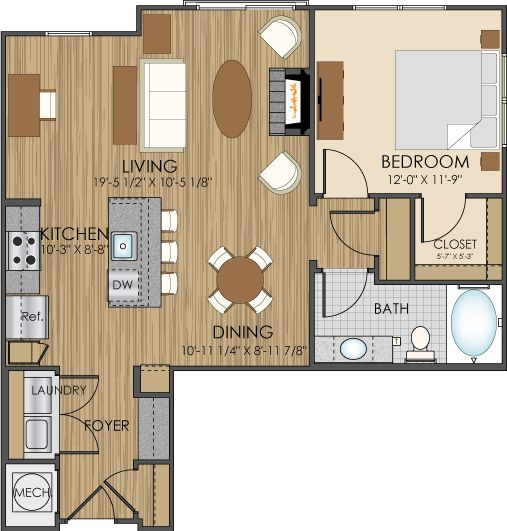 434 Best Apartments And Condos Images On Pinterest Apartment Design Apartment Ideas And Tiny