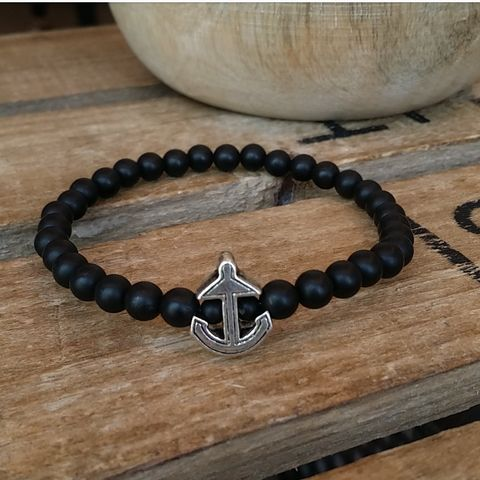 Men's Anchor Bracelet