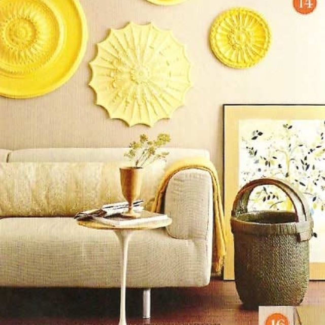 34 best DIY wall art images on Pinterest | Decorating ideas, For the ...