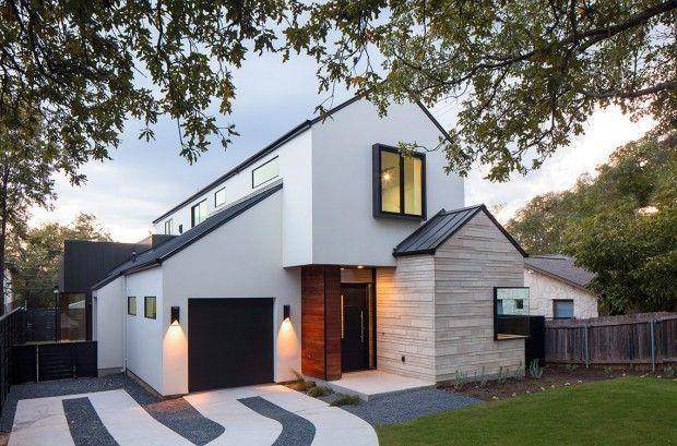 Les 25 meilleures id es de la cat gorie maison americaine - Maison contemporaine dick clark architecture ...
