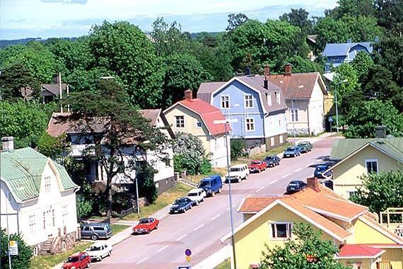 Sweet little community in Aland archipelago ~ Love it!