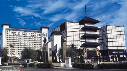 Las Vegas, Nevada - We stayed at the Imperial Palace for two nights during our road trip, then on to Colorado.