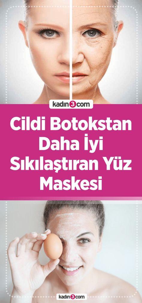 Cildi Botokstan Daha İyi Sıkılaştıran Eski Büyükanne Formülü Ev Yapımı Yüz Maskesi