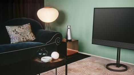 IFA 2016: Bang & Olufsen's new TV brings its room-sensing tech into a much cheaper package