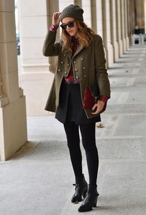 Ropa de moda del invierno 2013