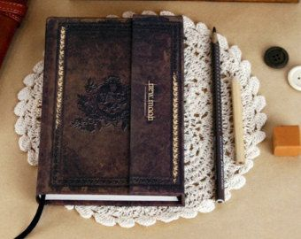 Quaderno del viaggiatore Notebook in pelle ricaricabili Planner Journal