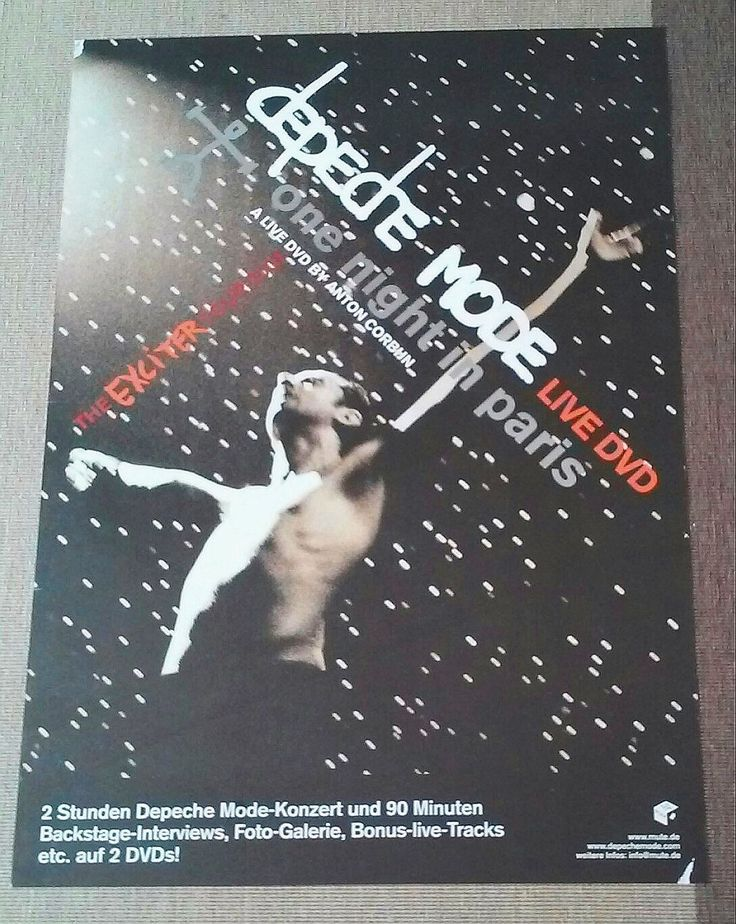Depeche Mode Konzert Frankfurt