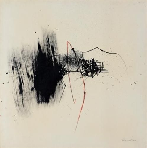 Tramature - Emilio Scanavino