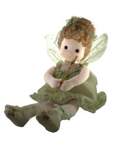 Tinker Bell Fairy Collectible Musical Doll Overstock