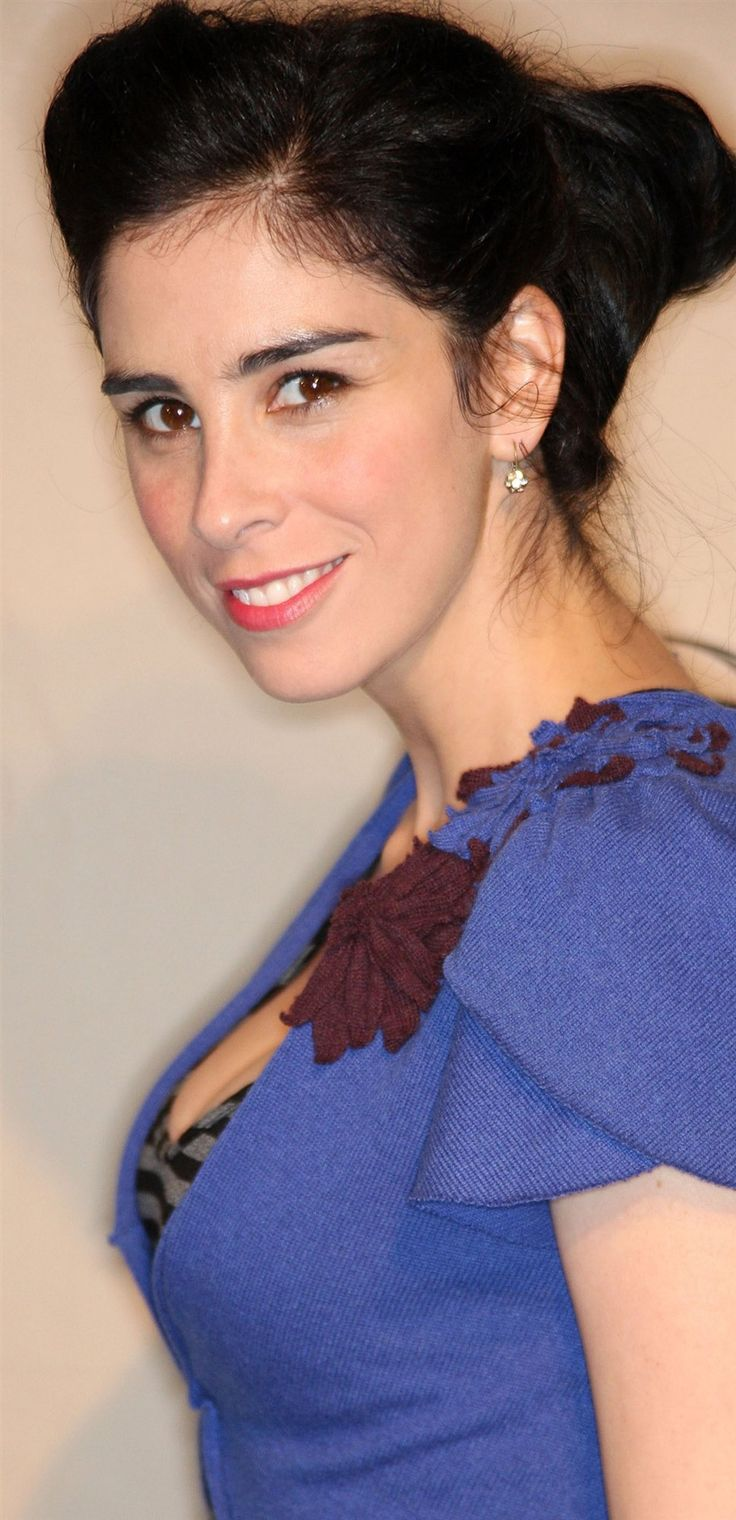 Sarah Silverman - actress, writer, composer,comedienne    Born 12/01/1970 Bedford, NH
