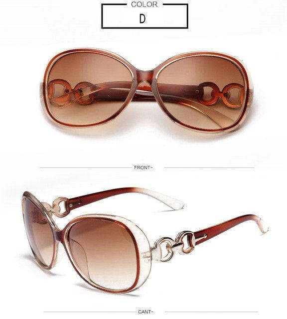 Luxury Women's Sunglasses.