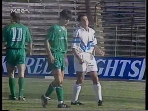 ELECTROPUTERE CRAIOVA - ΠΑΝΑΘΗΝΑΙΚΟΣ 1992/93