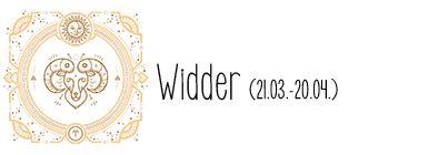 WIDDER 2017 Jahreshoroskop – GRATIS für die Widderfrau