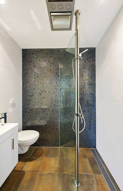aquapole indoor shower create open bathroom spaces and position the bathroom shower just about anywhere