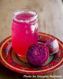 Prickly-Pear Lemonade