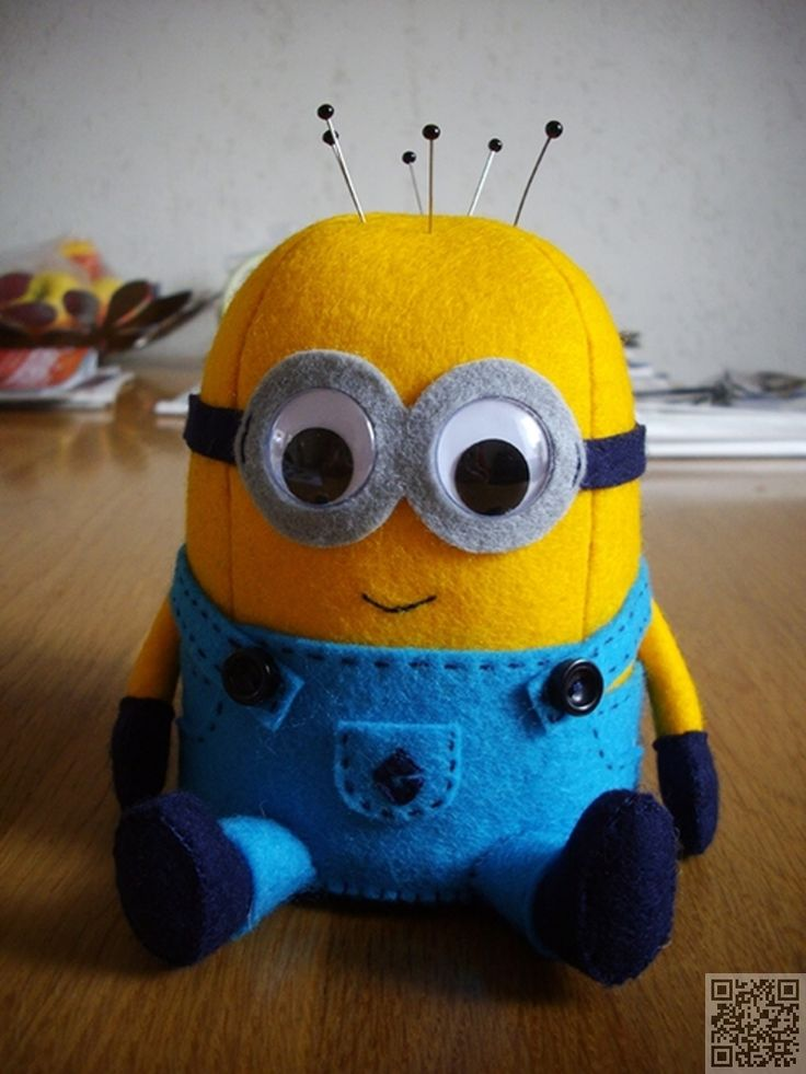Turn up the Cute #Factor in Your Kid's Room with These Fun #Minion DIY… #Photopost