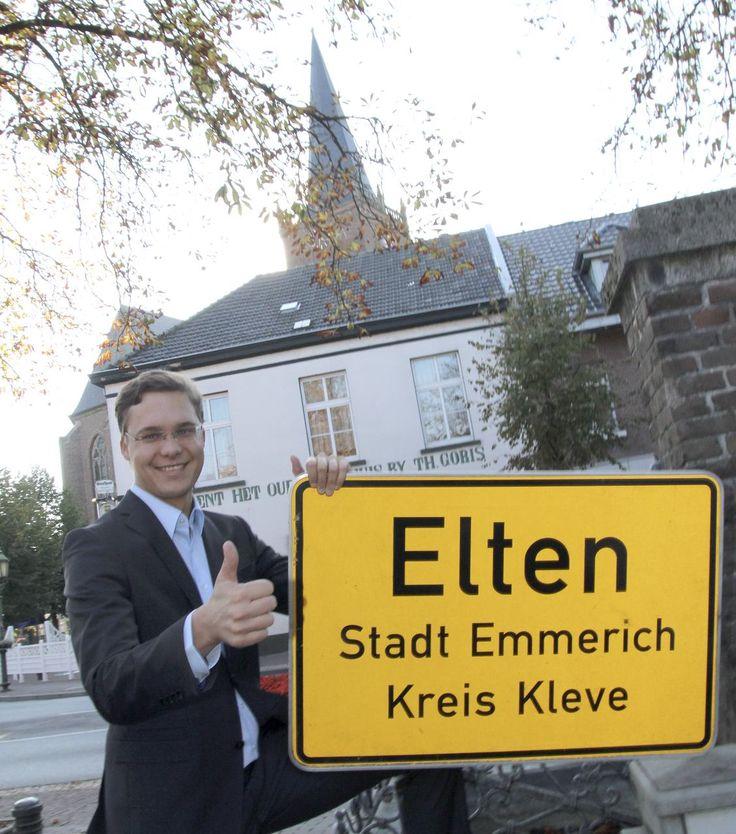 Er gilt als das größte politische Talent der CDU im Kreis Kleve: Matthias Reintjes (27), CDU-Fraktionschef in Emmerich, Mitglied des Kreisvorstands und Kreisvorsitzender der Jungen Union.