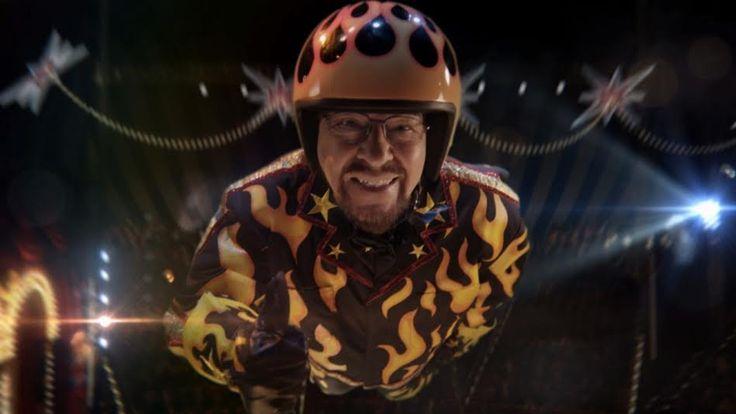 Stun Creative Turns James Lipton Into a Human Cannonball for Bravo ...