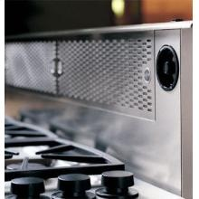 Now you see it, now you don t! Slim-style vent featuring a curved mounted cap rises when in use and glides under the countertop when finished for an uncluttered kitchen view. Ideal for island and peninsula settings. Want to learn more? Visit us online at http://www.swappliances.com for more information, or to view our selection of kitchen major appliances