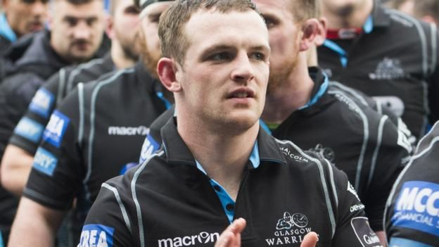 European Rugby Champions Cup: 'Glasgow can keep making history,' says Nick Grigg