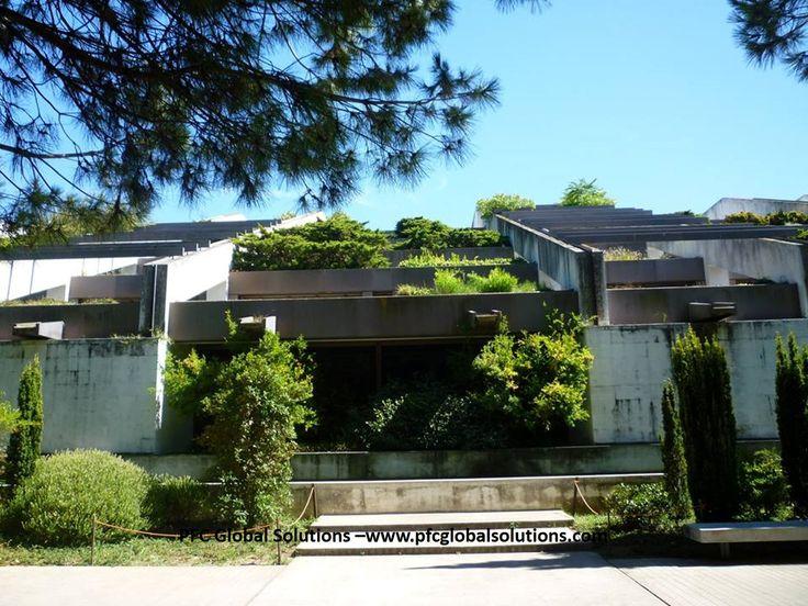 Museo Gulbenkian de Lisboa, jardín