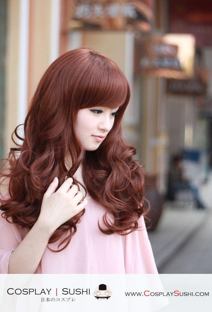 Get our NEW Ji-Hyun Long Hair Wig! SHOP NOW ► http://bit.ly/1KRXunQ Follow Cosplay Sushi for more cosplay ideas! #cosplaysushi #cosplay #anime #otaku #cool #cosplayer #cute #kawaii #new #jihyun #wig #hairstyle #hair #fashion #design #style