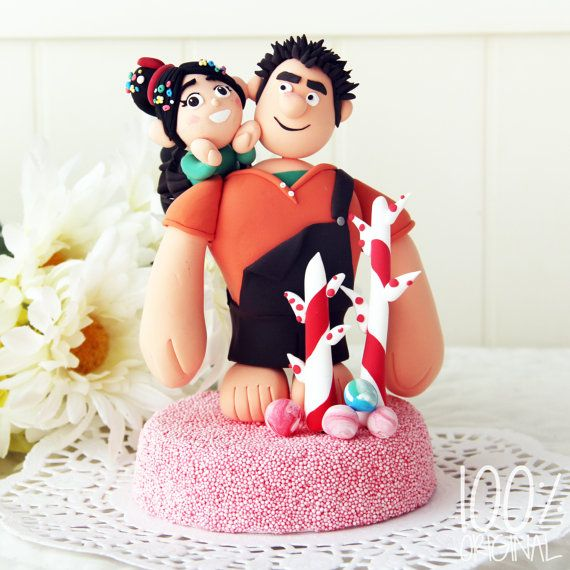 personalized cartoon wedding cake toppers 17 best images about wedding cake topper 18261