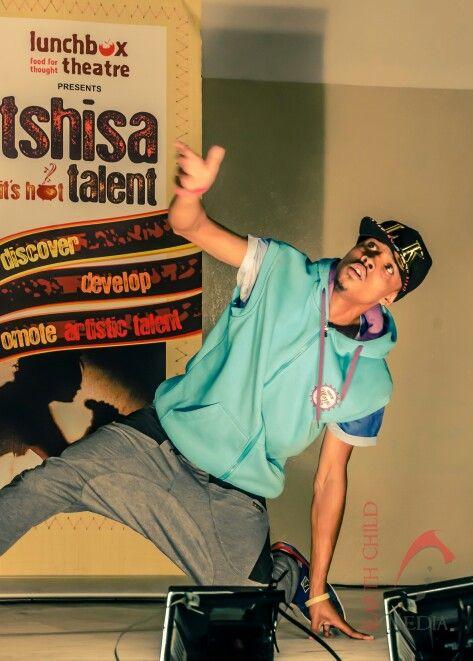 Tshisa talent semi final crags 2015