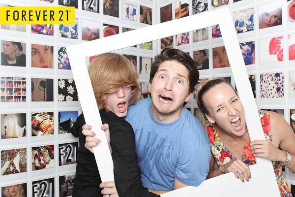 forever21 FNO - Smilebooth