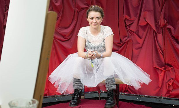 """Today, we take you back to when Maisie Williams took over """"Funny or Die,"""" as we countdown to the 7th season of """"Game of Thrones."""""""