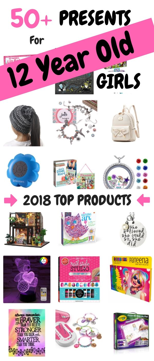bd794bfee02d Do you know the best Christmas presents to buy a 12 year old girl this year   This list is a MUST-SEE if you re shopping for gifts to buy a tween girl  this ...