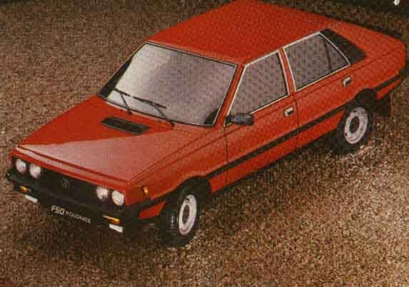 FSO Polonez 125P 1500 Pick up