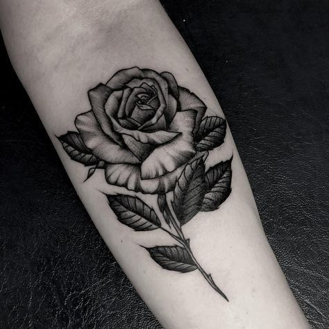awesome Tattoo Trends - Feed Your Ink Addiction With 50 Of The Most Beautiful Rose Tattoo Designs For Wo...