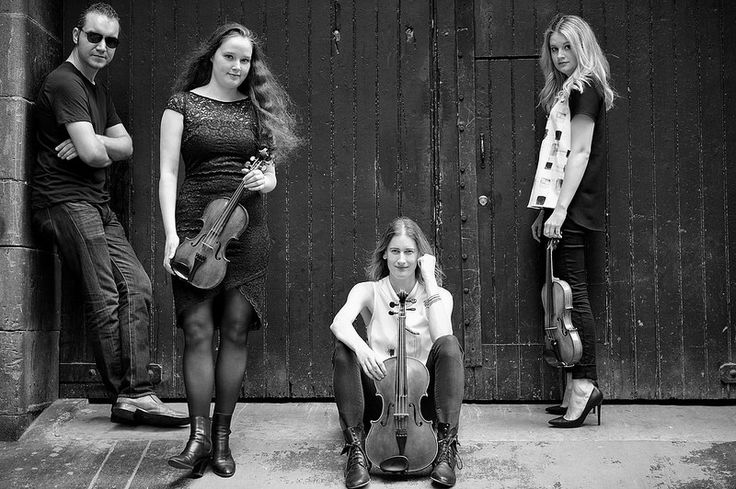 'Patronus Quartet'