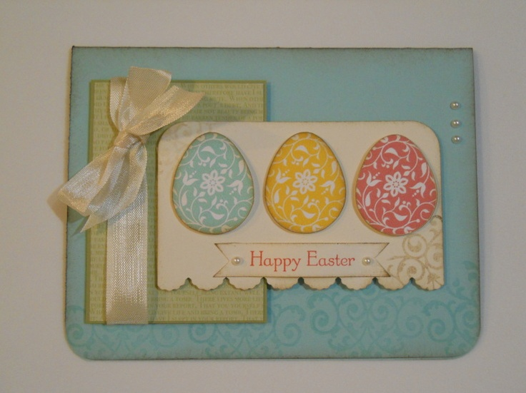 Easter CardCards Cards Cards, Cards Ideas, Scrapbook Cards Papercraft, Cards Easter Spr, Scrapbooking Cards, Easter Cards, Easter Spr Cards, Cards Scrap, Papercraft Easter