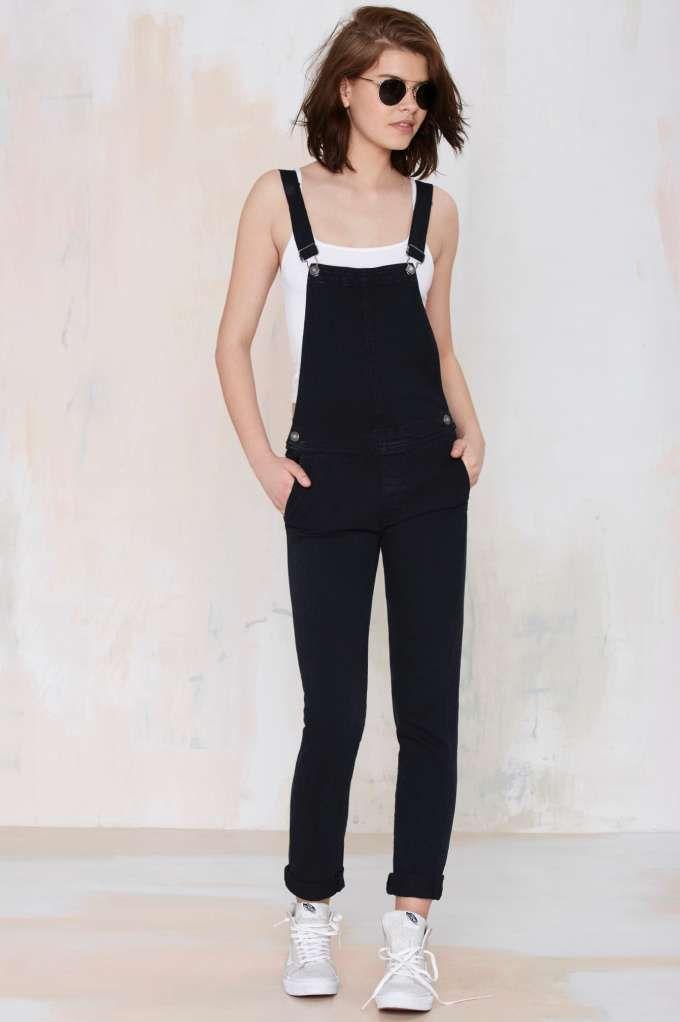 Best 25 Overalls Fashion Ideas On Pinterest Denim