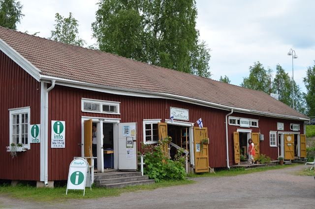 Puotihuone, Hämeenkyrö