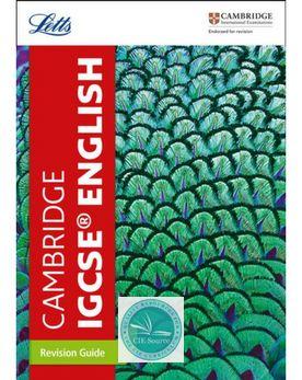 Cambridge IGCSE® English Revision Guide paperback