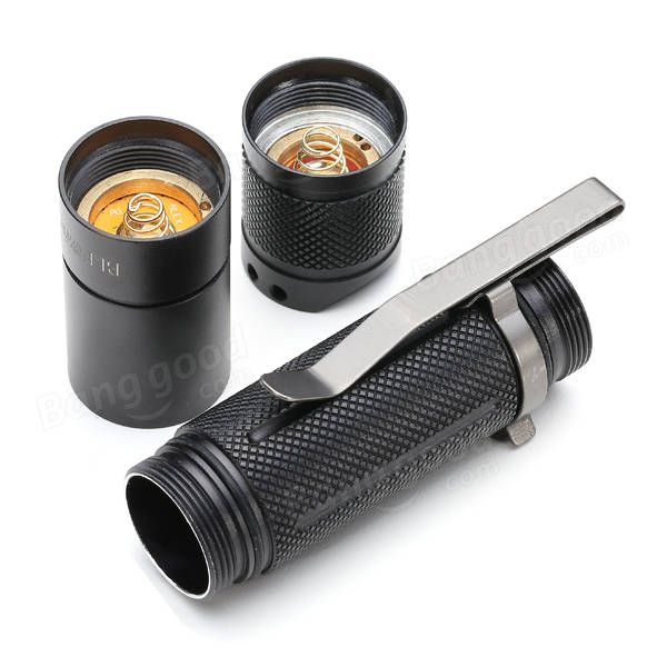 BLF A6 XPL 1600Lumens 7/4modes EDC LED Flashlight 18650 Sale - Banggood.com