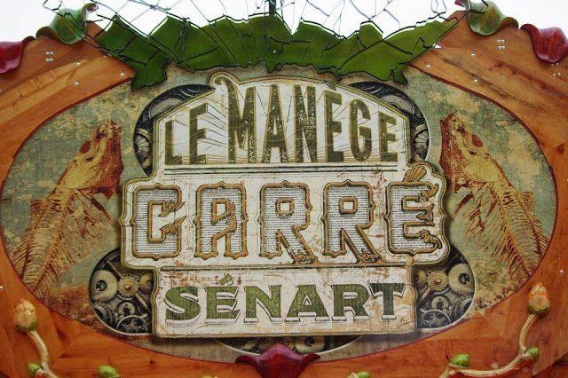 Evry Daily Photo: le Manège carré Senart #2