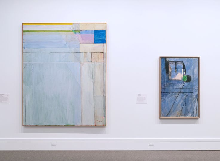Image result for matisse diebenkorn exhibition timeline